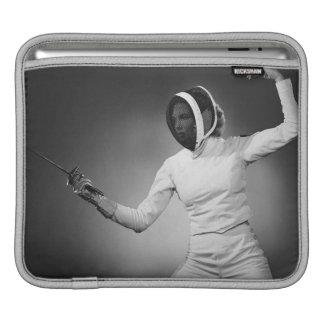 Cercado de la mujer fundas para iPads