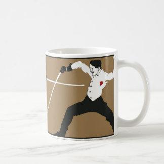 Cercado de la taza de café