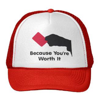 Cercado del producto de la actitud de los referee´ gorras