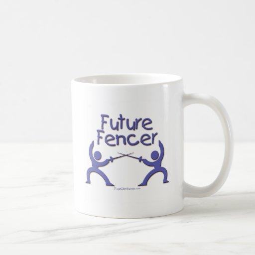 Cercador futuro (azul) tazas de café
