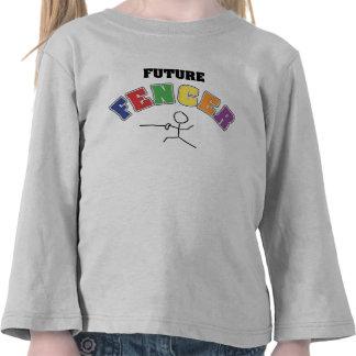 Cercador futuro camiseta