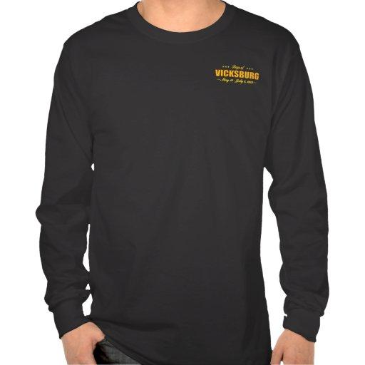 Cerco de Vicksburg Camisetas