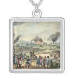 Cerco de Viena, el 28 de octubre de 1848 Colgante Cuadrado