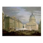 Cerco del panteón, el 24 de junio de 1848 postales
