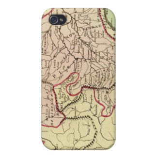 Cerdeña, Francia, Italia iPhone 4 Funda