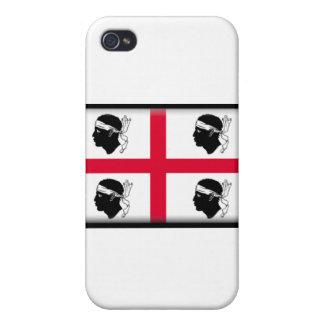 Cerdeña iPhone 4 Protector