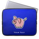 Cerdo; Azul Manga Computadora