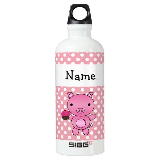 Cerdo conocido personalizado con los lunares de la