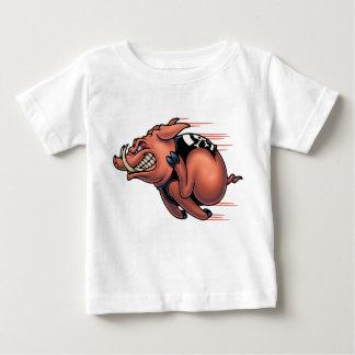 Cerdo de la velocidad playera de bebé