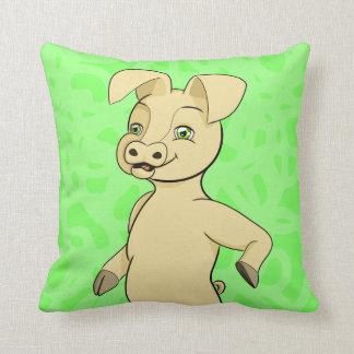 Cerdo de Philip Almohadas