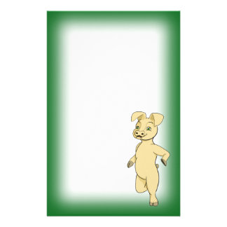 Cerdo de Philip Papelería Personalizada