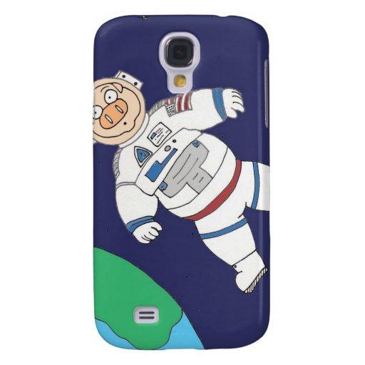 Cerdo del astronauta