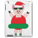 Cerdo del ballet del navidad