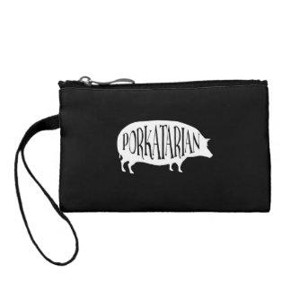 Cerdo del Bbq del vintage de Porkatarian