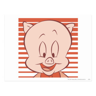 Cerdo gordinflón 23 expresivos postales