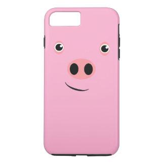 Cerdo hecho frente funda iPhone 7 plus