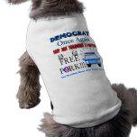 Cerdo libre ropa de perros