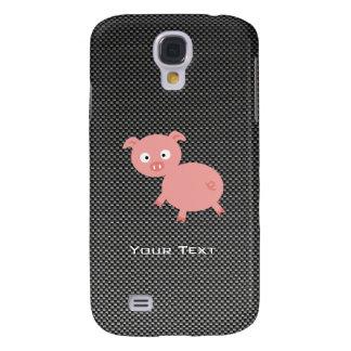 Cerdo lindo; Falsa fibra de carbono