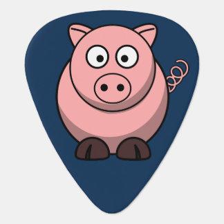 Cerdo lindo plectro