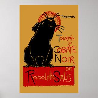 Cerdo Nouveau Posters