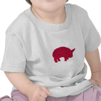 Cerdo Reddd Camiseta