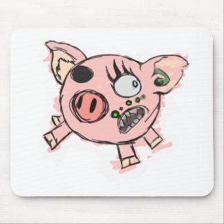 cerdo tapetes de ratón