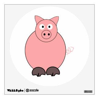 Cerdo Vinilo Decorativo