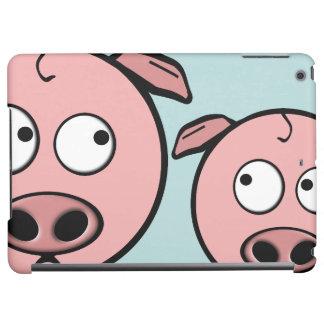 Cerdos curiosos lindos