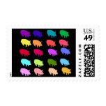 Cerdos del arco iris