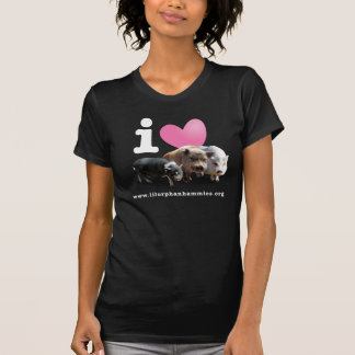 Cerdos I <3 Camisetas