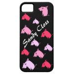 CERDOS rosados que vuelan, su texto aquí iPhone 5 Cobertura