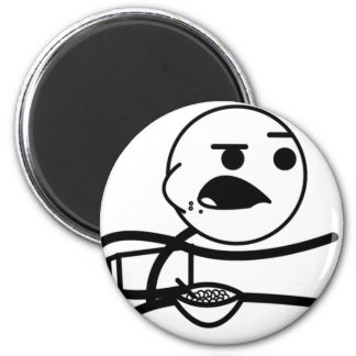 Cereal Guy !! 2 Inch Round Magnet