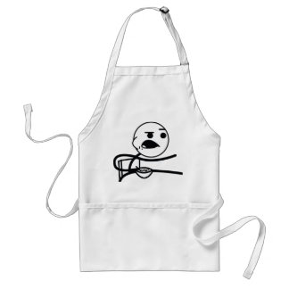 Cereal Guy Aprons