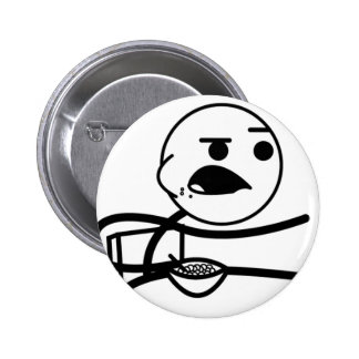 Cereal Guy !! 2 Inch Round Button