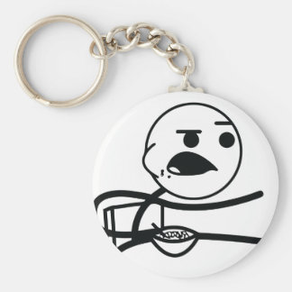 cereal-guy-cereal-guy-l basic round button keychain