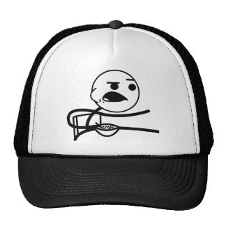 Cereal Guy Hats