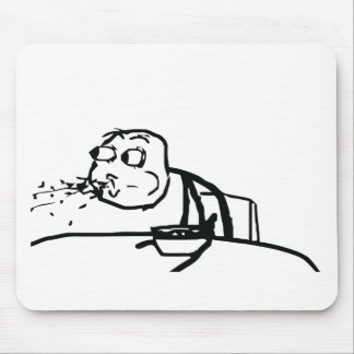 Cereal Guy II Mouse Pads