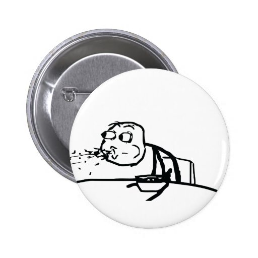 Cereal Guy II Pinback Button