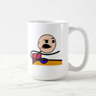 Cereal Guy in Color! Coffee Mug