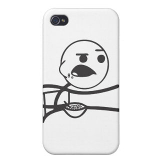 Cereal Guy iPhone 4 Cases