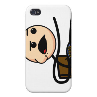 Cereal Guy iPhone case
