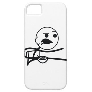 Cereal Guy iPhone SE/5/5s Case