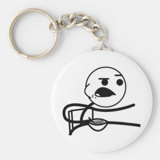 Cereal Guy Key Chains