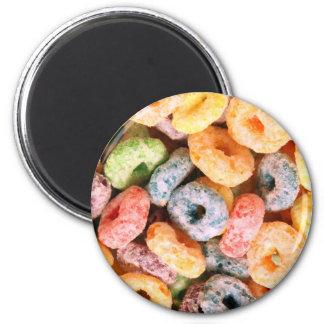 Cereal Imán Redondo 5 Cm