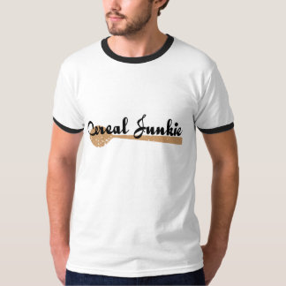 Cereal Junkie Tee Shirt