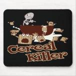 Cereal Killer $15.95 Mousepads
