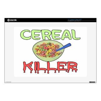 """Cereal Killer 15"""" Laptop Skins"""