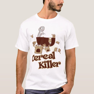 Cereal Killer $22.95 (lots of colors) Adult T-Shirt