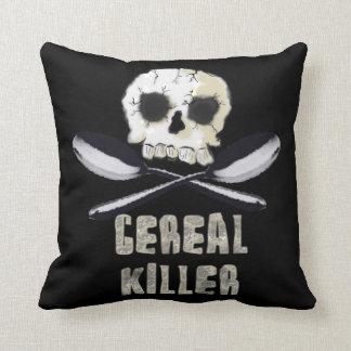 Cereal Killer American MoJo Pillows