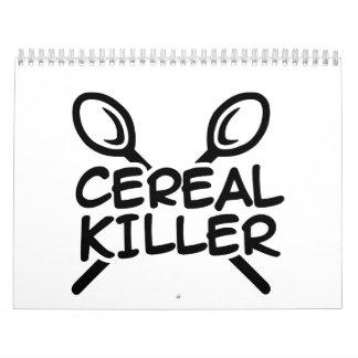 Cereal Killer Calendar